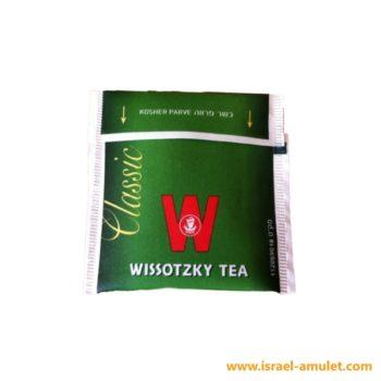 Пакетик чая Высоцкий