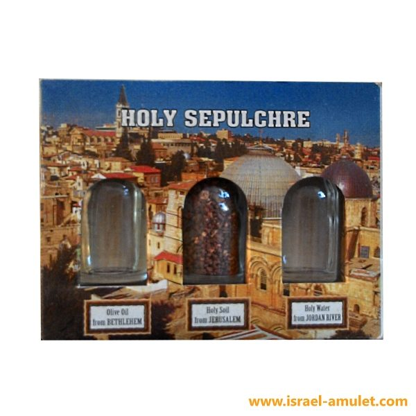 Набор из Иерусалимского храма Гроба Господня