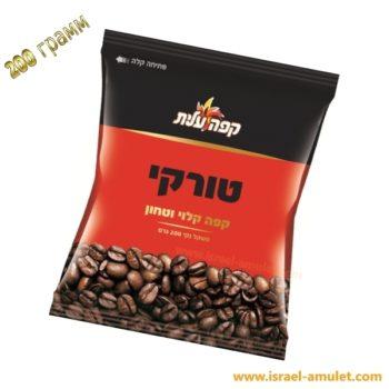Молотый кофе фирмы Элит Израиль