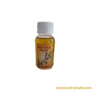 Мирро ароматическое масло из Израиля