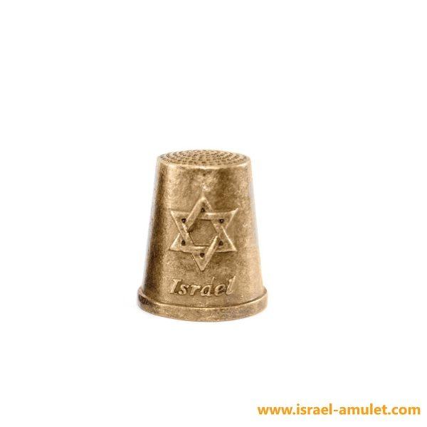 Напёрсток Израиль со Звездой Давида