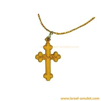 Крест оливковый Иерусалим